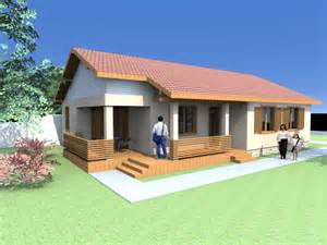 One Floor House by Small One Floor House Plans For Cabin Houses Archicad And