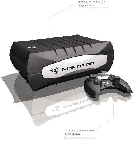 phantom console una nueva consola para el 2003 phantom