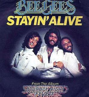 stayin alive bee gees ace lounge