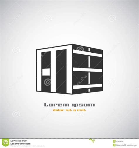 modern home design vector abstract architecture building silhouette vector logo design template skyscraper real estate