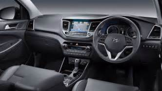 Hyundai Tucson 2016 Hyundai Tucson On Sale In Australia From 27 990