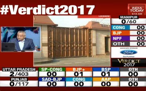 uttar pradesh election results 2017 live coverage