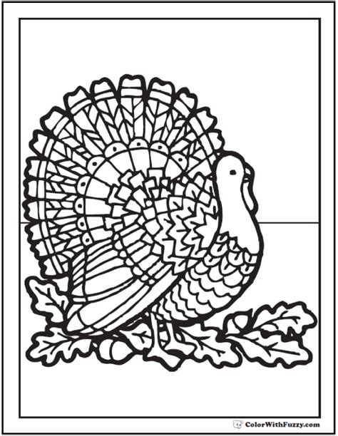 thanksgiving coloring pages free pdf fuzzy s printable coloring pages