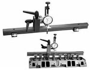 flow bench valve opening fixture valve opening bars brzezinski racing products