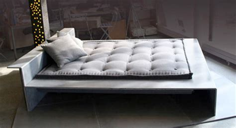 concrete bed cool and unusual beds xcitefun net