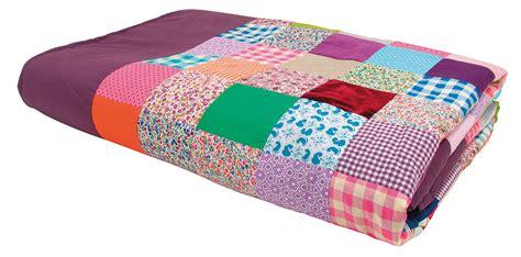 Patchwork Decke übergröße by Romantische Patchwork Decke Rice Auf Deco De