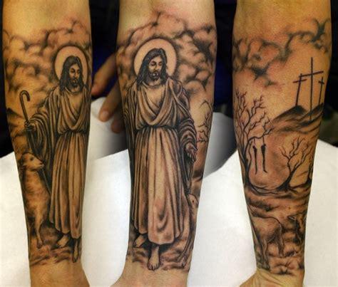 jesus unterarm tattoo 50 tatuagens diversas com o tema jesus cristo