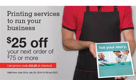 Does Staples Make Baby Shower Invitations by Staples Copy And Print Canada Coupon Code Deal Save