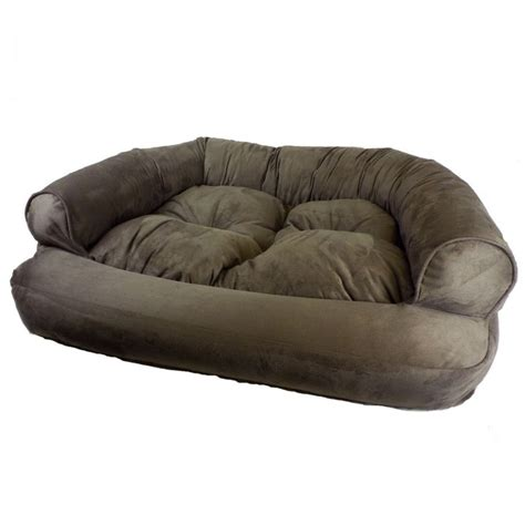 overstuffed sectional couches 17 best images about dog bed on pinterest wheels dog