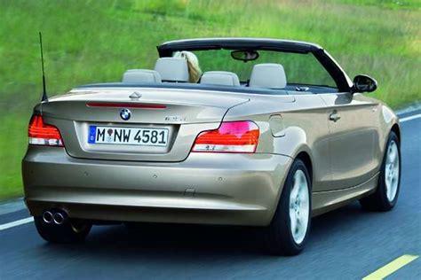 Bmw 1er Cabrio Gebrauchtwagen by Bmw 1er Cabrio Weltpremiere 2008 In Detroit Auto
