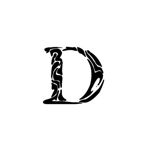 the letter d tattoo designs 60 letter d designs ideas and templates
