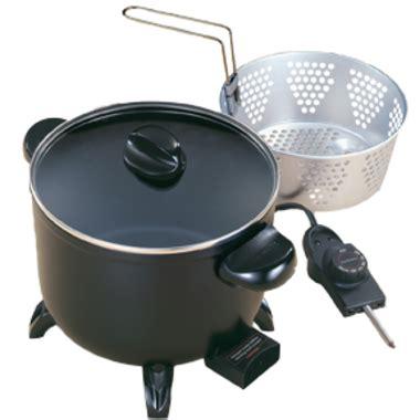 Presto Kitchen Kettle Electric Multi Cooker Presto 06006 Kitchen Kettle Multi Cooker Brandsmart Usa