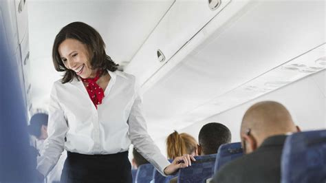 flight attendant wear bangs what you should never ever ask a flight attendant