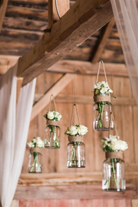 perfect country rustic barn wedding decoration ideas