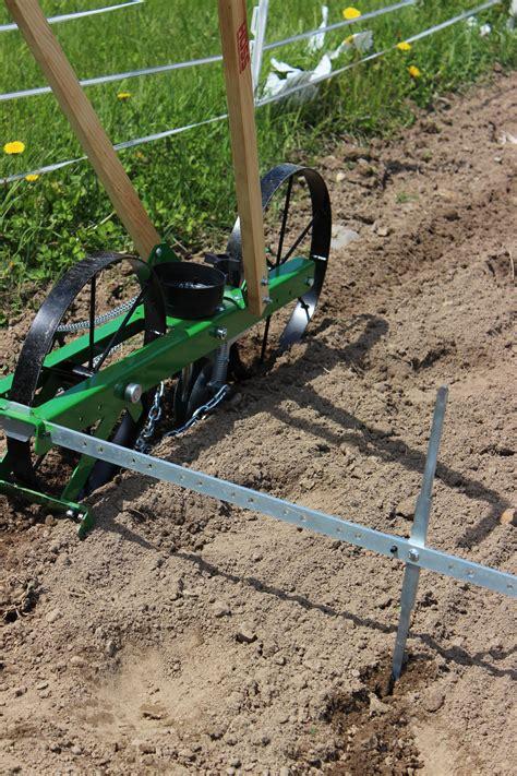 Hoss Planter by Hoss Garden Seeder By Hoss Tools Central Minnesota