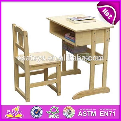 study table cheap wooden desk and chairs with magnetic board wooden