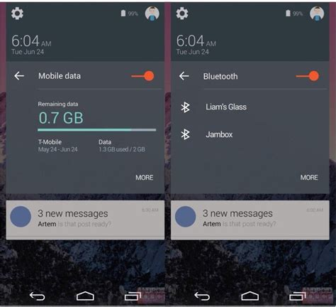 android l android l screenshots leak ahead of official announcement report