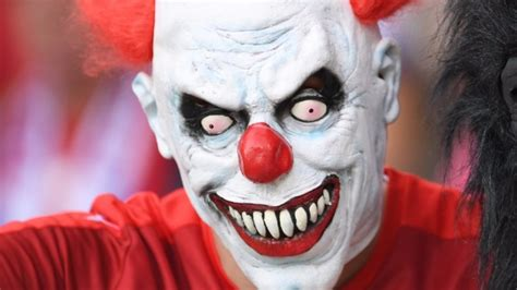 killer clown clown sighting reported in jersey during killer clown