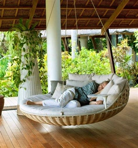 hanging swing bed round hanging porch swing bed