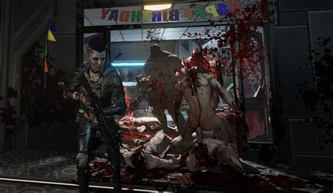 insanely gory quot killing floor 2 quot arrives on ps4 ps4 pro and pc