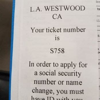 Social Security Office West Los Angeles by Social Security Office 10 Photos 114 Reviews