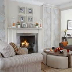 Living Room Fireplace by Living Room 6 Beautiful Designs With Fireplace Interior