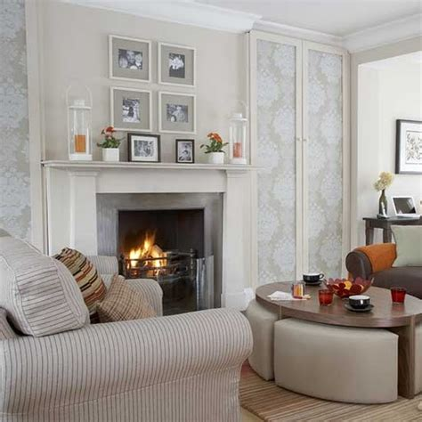 decorating living room with fireplace living room 6 beautiful designs with fireplace interior