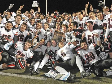 Cif Northern Section Football by 2013 14 Program Of The Year Hart High School