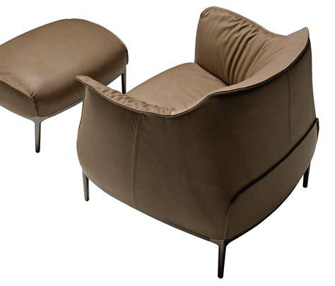 archibald poltrona frau archibald lounge chairs from poltrona frau architonic