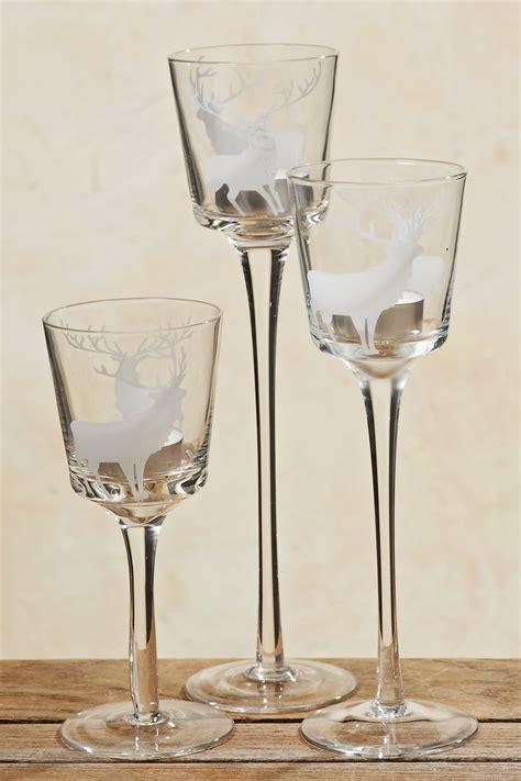 glas kerzenhalter set glas windlicht vetro teelichthalter kerzenhalter edle