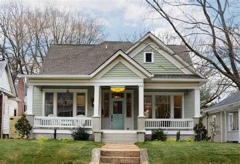 Home Decorators Atlanta queen anne bungalow resurrection traditional exterior