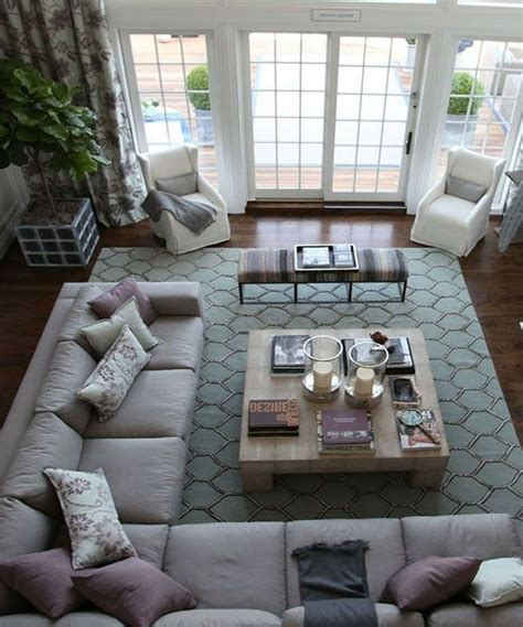 large living room furniture 25 best ideas about large living rooms on pinterest