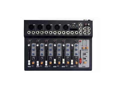 Mixer Audio Line 7 Channel F7 Audio Line F7 f7 usb mini audio mixer enping sound equipment buy enping sound equipment mini mixer console