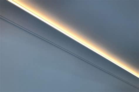 led stuckleiste 2meter led pu stuckleiste indirekte beleuchtung zierleiste