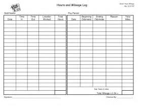 truck drivers trip sheet template best photos of driver log sheets printable truck drivers