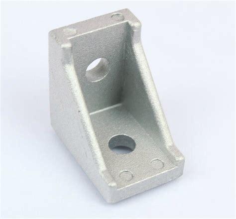 Angle Bracket 6060 corner angle bracket joint aluminum profile extrusion cnc diy 2020 3030 4040 4545 6060 8080