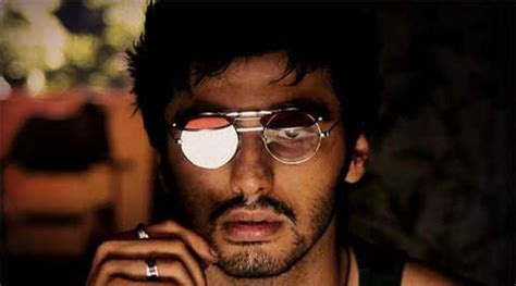 tall actor with glasses arjun kapoor sports typical goan look in finding fanny