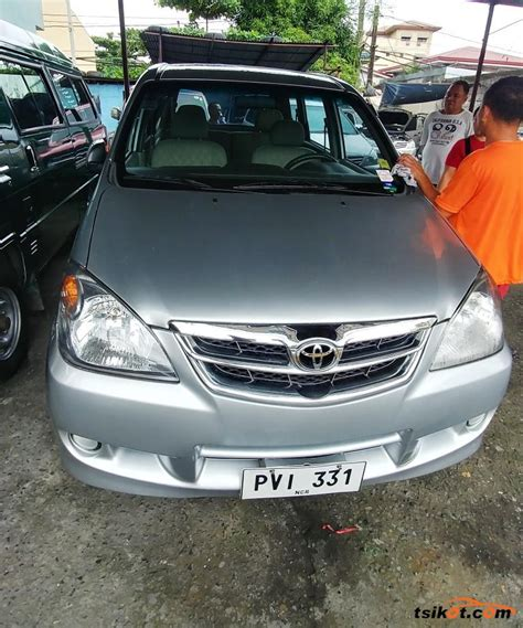 Avanza 2011 Manual toyota avanza 2011 car for sale metro manila