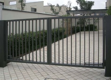 design gate idea comfortable metal fence gate designs 3 iron sliding gates