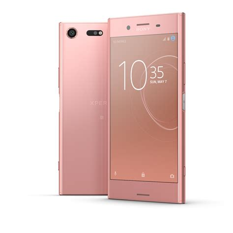 sony mobile it new bronze pink xperia xz premium from sony mobile sony