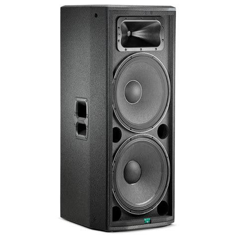 Harga Gear Set Rca jbl prx725 dual 15 quot two way active pa speaker at