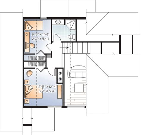 multi generational house plan 21920dr 1st floor master multi generational house plan 21920dr 1st floor master