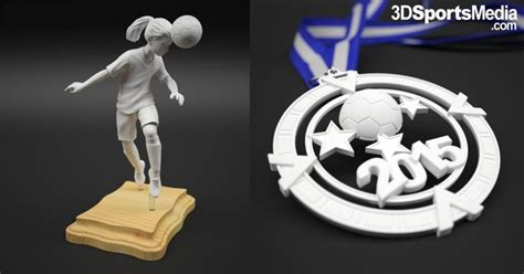 Custom 3d Print Trophy 3d sports media brings a package of custom 3d printable trophies and rewards to coaches