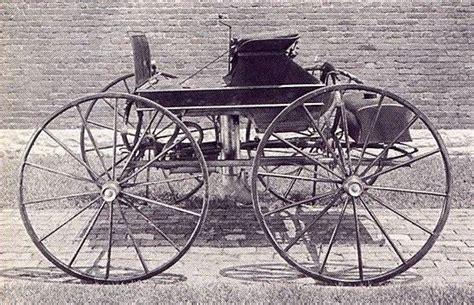 sylvester ropers steam automobile  sylvester roper