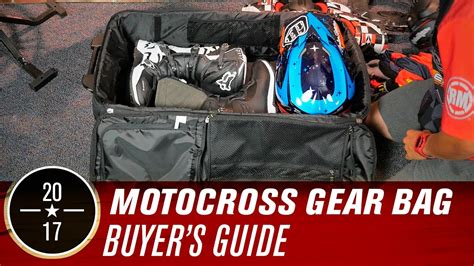 best motocross gear best motocross gear bags 2017