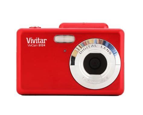 Vivitars Vivicam 5160s Digital Is Stylish And Cheap by Vivitar 16mp With 2 4 Inch Tft Panel Vs124 Fr