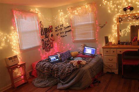 fairy lights bedroom tumblr the cozy bedroom