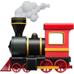 locomotive emoji (u+1f682)