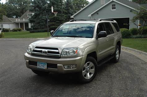 2005 Toyota Forerunner 2005 Toyota 4runner Exterior Pictures Cargurus