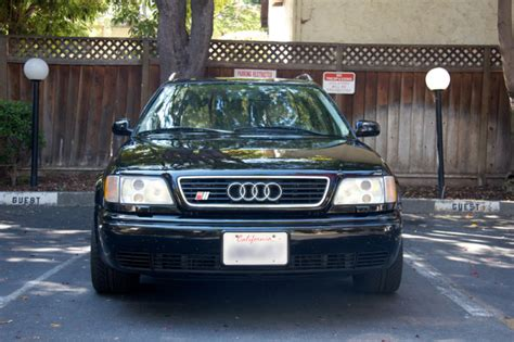 1995 audi s4 coal 1995 5 audi s6 avant i found my unicorn but let it